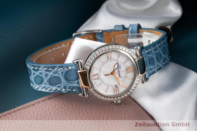 gebrauchte Luxusuhr Chopard Imperiale Stahl / Gold Quarz Ref. 8541  | 2100301 _0