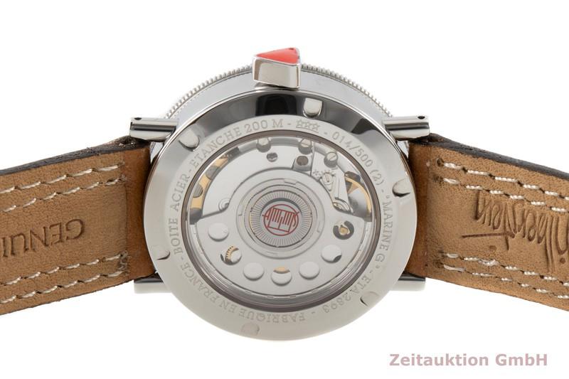 gebrauchte Luxusuhr Alain Silberstein Marine GMT Stahl Automatik Ref. 0984 LIMITED EDITION | 2100308 _1