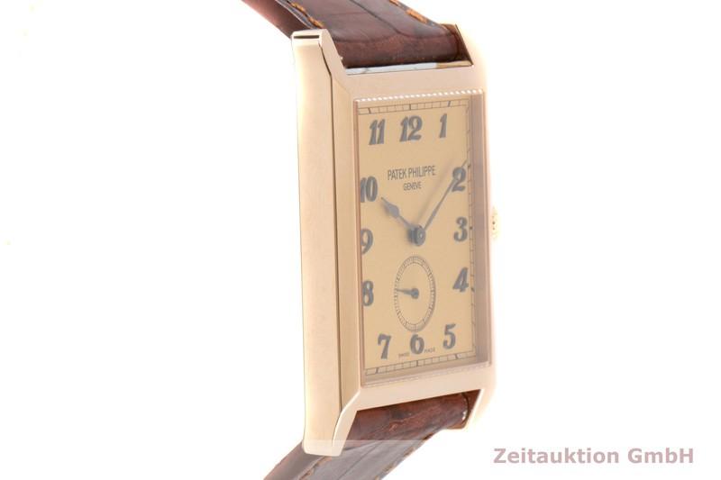 gebrauchte Luxusuhr Patek Philippe Gondolo 18k Rotgold Handaufzug Kal. 215 Ref. 5109R-001  | 2100312 _0
