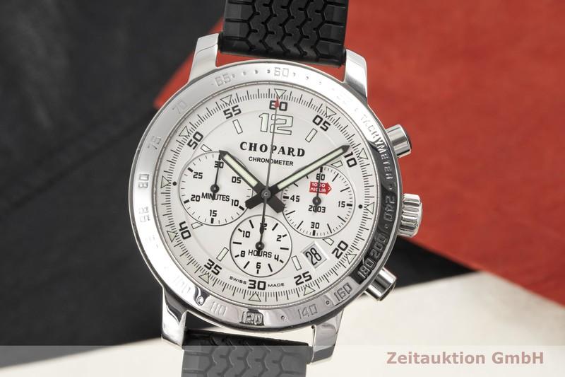 gebrauchte Luxusuhr Chopard Mille Miglia Chronograph Stahl Automatik Ref. 8932 LIMITED EDITION | 2100325 _0