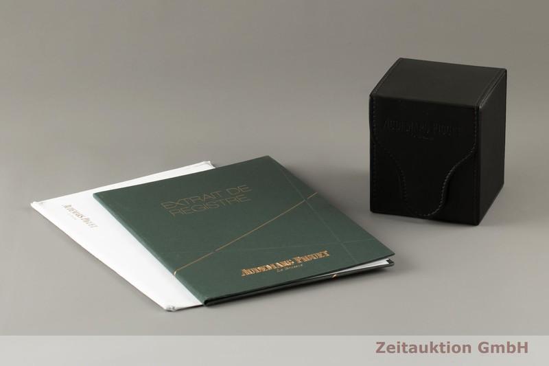 gebrauchte Luxusuhr Audemars Piguet Edward Piguet 18k Weissgold Automatik Kal. 2140 Ref. 15121BC.00.A002CR.01    2100326 _0