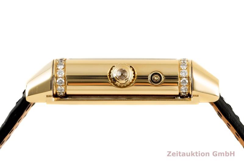 gebrauchte Luxusuhr Jaeger LeCoultre Reverso 18k Gold Handaufzug Ref. 269.1.54  | 2100328 _1