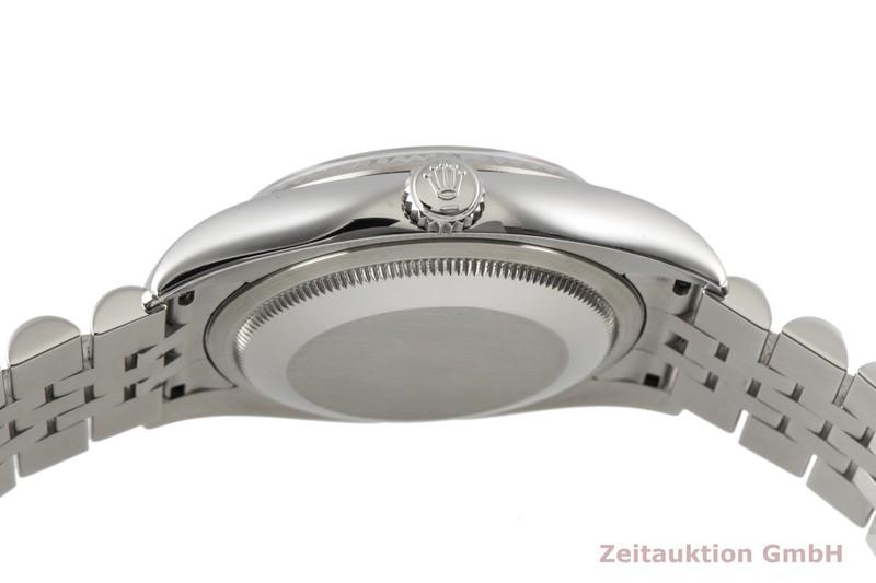 gebrauchte Luxusuhr Rolex Datejust Stahl / Weissgold Automatik Kal. 3135 Ref. 116234  | 2100339 _1