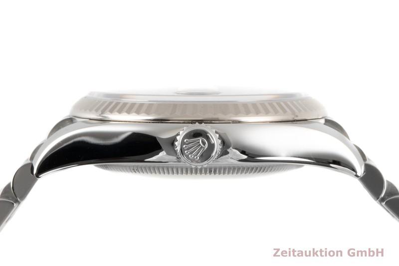 gebrauchte Luxusuhr Rolex Datejust Stahl / Weissgold Automatik Kal. 3135 Ref. 116234  | 2100350 _1