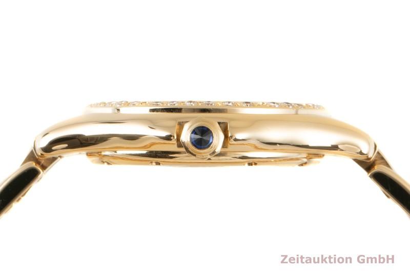 gebrauchte Luxusuhr Cartier Cougar 18k Gold Quarz Kal. 687 Ref. 8879  | 2100357 _1