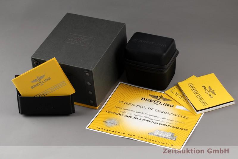 gebrauchte Luxusuhr Breitling Avenger Skyland Chronograph Stahl Automatik Kal. B13 Ref. M13380 LIMITED EDITION | 2100373 _0
