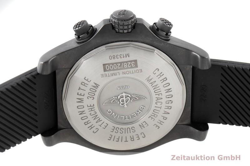 gebrauchte Luxusuhr Breitling Avenger Skyland Chronograph Stahl Automatik Kal. B13 Ref. M13380 LIMITED EDITION | 2100373 _1