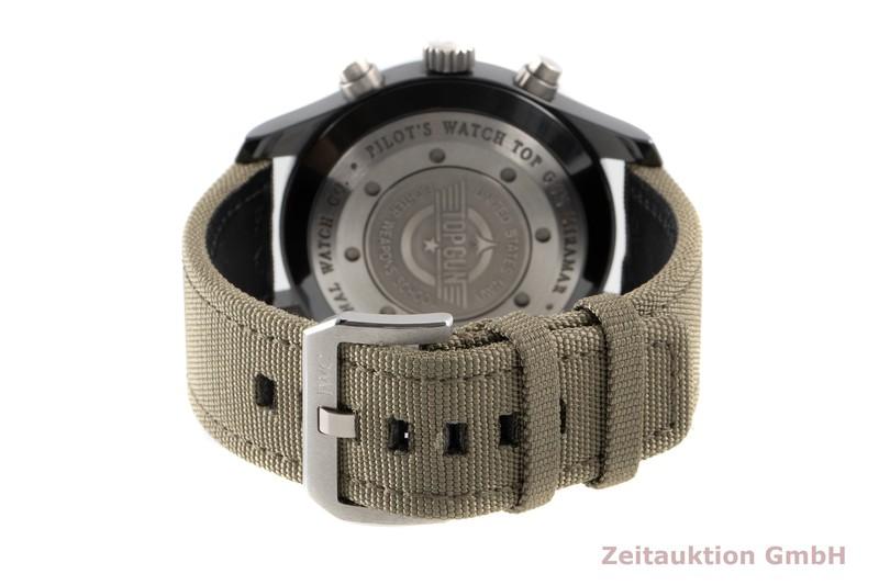 gebrauchte Luxusuhr IWC Pilot Chronograph Keramik / Titan Automatik Kal. C.89365 Ref. 3880  | 2100374 _1