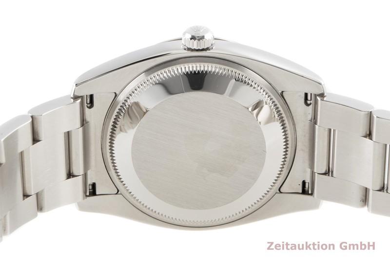 gebrauchte Luxusuhr Rolex Oyster Perpetual Stahl / Weissgold Automatik Kal. 3135 Ref. 115234    2100378 _1