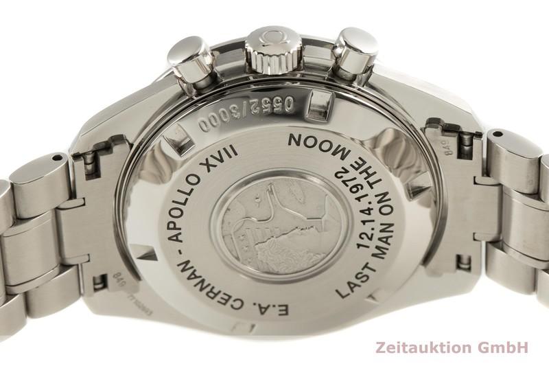 gebrauchte Luxusuhr Omega Speedmaster Chronograph Stahl Handaufzug Kal. 1861 Ref. 145.0226, 3574.51.00 LIMITED EDITION   2100396 _1