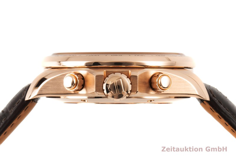 gebrauchte Luxusuhr Tag Heuer Carrera Chronograph 18k Rotgold Automatik Kal. 17 Ref. CAV514C LIMITED EDITION   2100405 _1