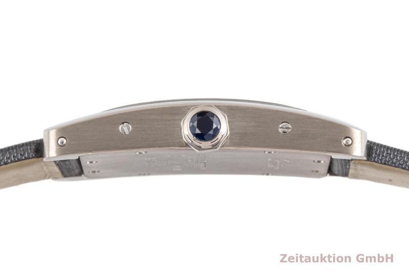 gebrauchte Luxusuhr Cartier Tank Américaine 18k Weissgold Quarz Kal. 157 Ref. 1713  | 2100432 _1