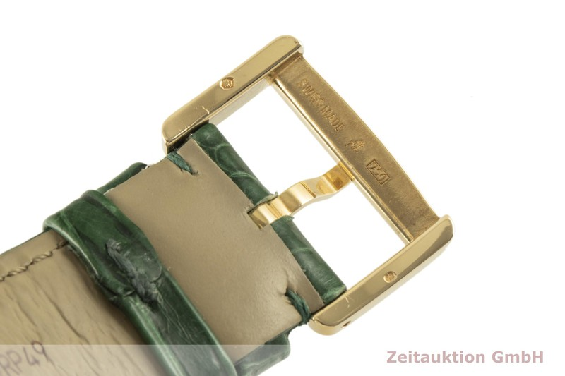 gebrauchte Luxusuhr Cartier Tank Divan 18k Gold Quarz Kal. 157 Ref. 2601  | 2100433 _1