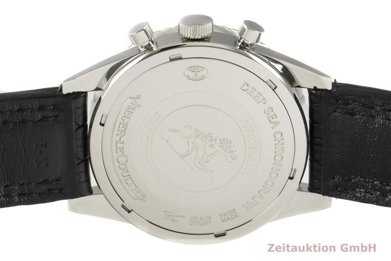 gebrauchte Luxusuhr Jaeger LeCoultre Deep Sea Chronograph Stahl Automatik Kal. 758 Ref. 135.8.C8    2100467 _1
