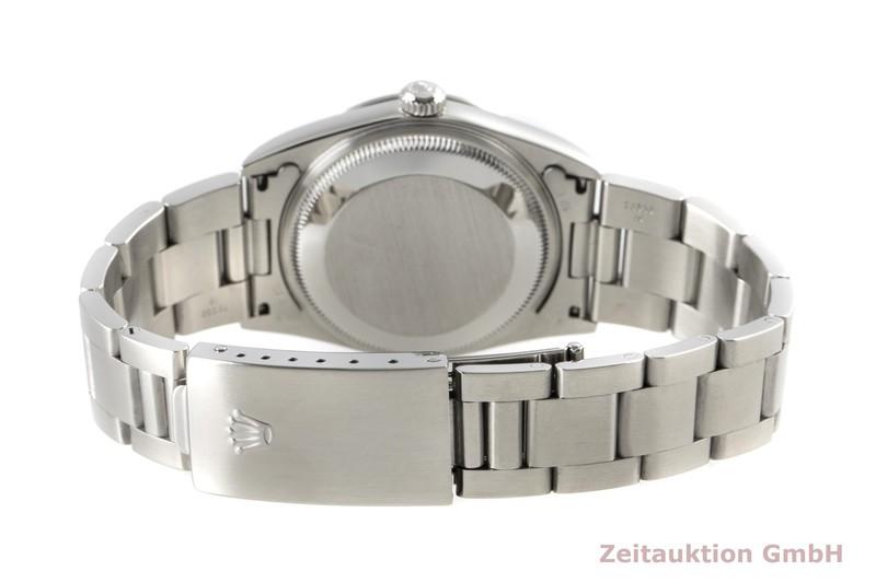 gebrauchte Luxusuhr Rolex Date Stahl Automatik Kal. 3135 Ref. 15200 VINTAGE    2100469 _1