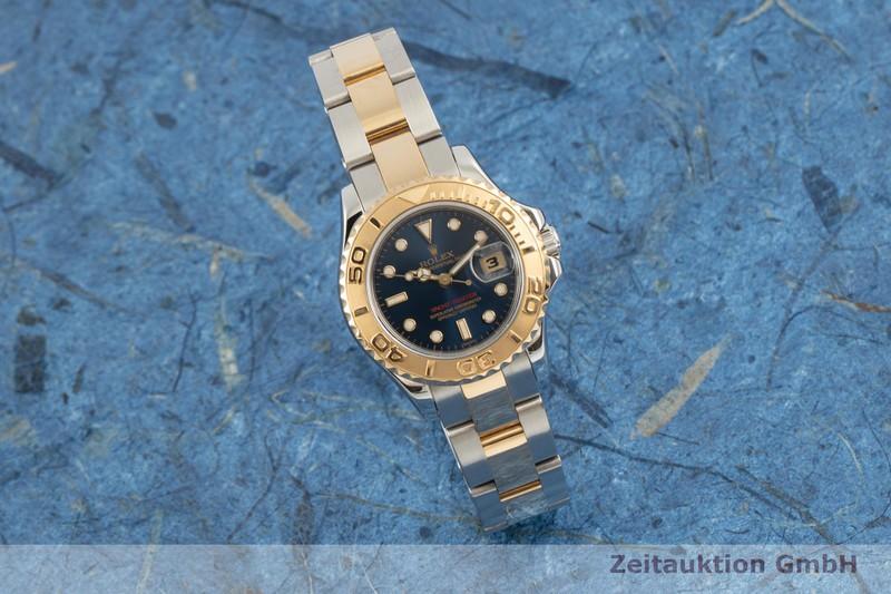 gebrauchte Luxusuhr Rolex Yacht-Master Stahl / Gold Automatik Kal. 2135 Ref. 69623  | 2100478 _0