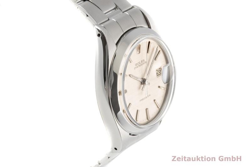 gebrauchte Luxusuhr Rolex Oysterdate Stahl Handaufzug Kal. 1225 Ref. 6694 VINTAGE  | 2100480 _0