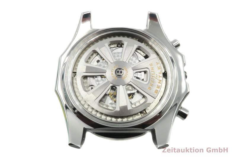 gebrauchte Luxusuhr Breitling Bentley Chronograph Stahl Automatik Kal. B25 Ref. A25368    2100489 _1