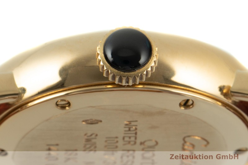 gebrauchte Luxusuhr Cartier Diabolo 18k Gold Quarz Kal. 057 Ref. 14400  | 2100503 _1