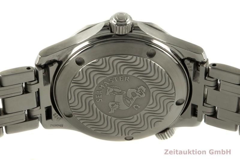 gebrauchte Luxusuhr Omega Seamaster Stahl Quarz Kal. 1538 Ref. 2561.80.00, 196.1502  | 2100505 _1