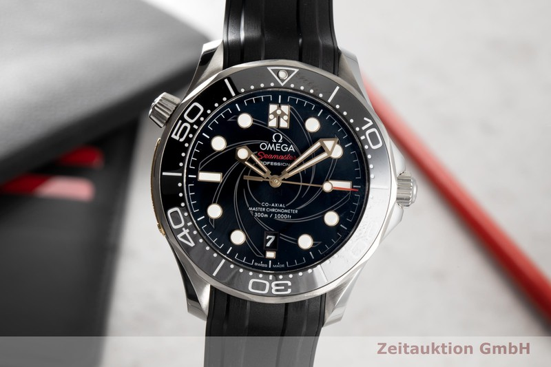 gebrauchte Luxusuhr Omega Seamaster Stahl / Gold Automatik Kal. 8800 Ref. 210.22.42.20.01.004 LIMITED EDITION | 2100512 _0