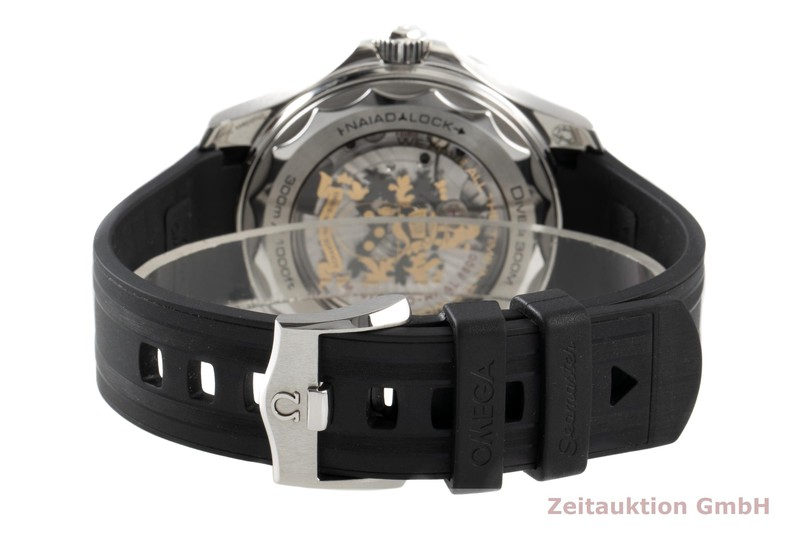 gebrauchte Luxusuhr Omega Seamaster Stahl / Gold Automatik Kal. 8800 Ref. 210.22.42.20.01.004 LIMITED EDITION | 2100512 _1