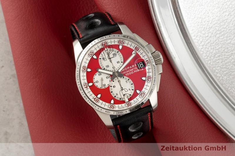 gebrauchte Luxusuhr Chopard 1000 Miglia Chronograph Titan Automatik Ref. 168459-3036 LIMITED EDITION | 2100526 _0
