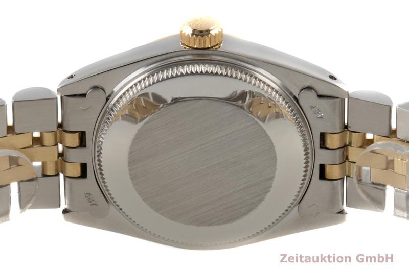 gebrauchte Luxusuhr Rolex Lady Datejust Stahl / Gold Automatik Kal. 2030 Ref. 6827  | 2100528 _1