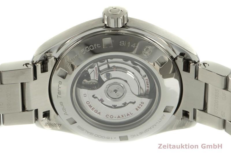 gebrauchte Luxusuhr Omega Seamaster Stahl Automatik Kal. 8520 Ref. STZ001732  | 2100531 _1