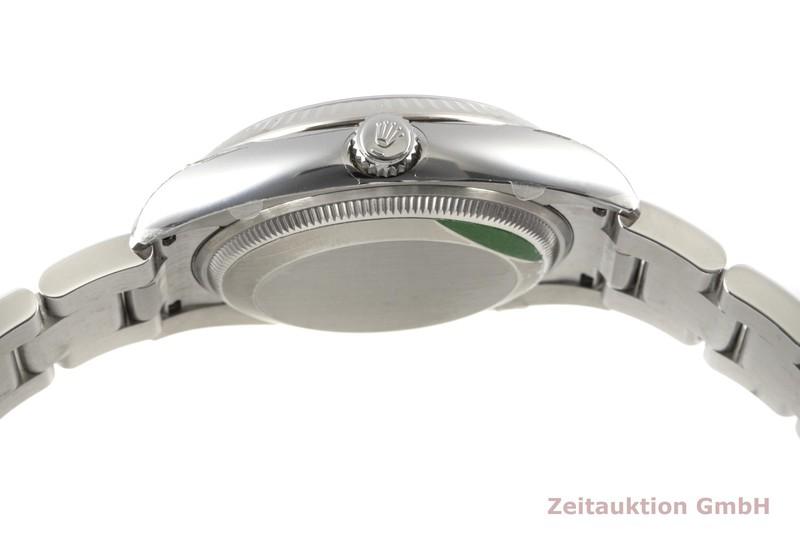 gebrauchte Luxusuhr Rolex Date Stahl / Weissgold Automatik Kal. 3135 Ref. 115234    2100547 _1