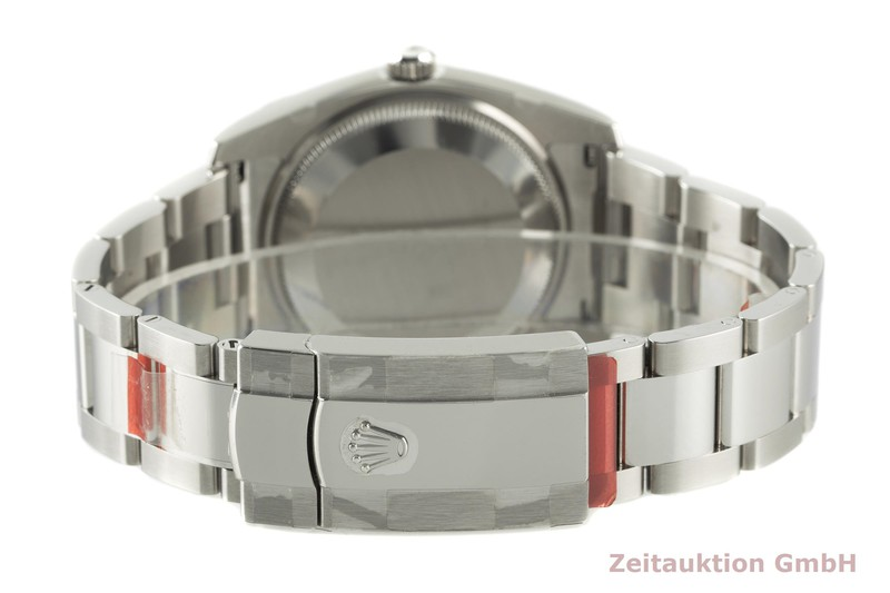 gebrauchte Luxusuhr Rolex Date Stahl / Weissgold Automatik Kal. 3135 Ref. 115234    2100548 _1