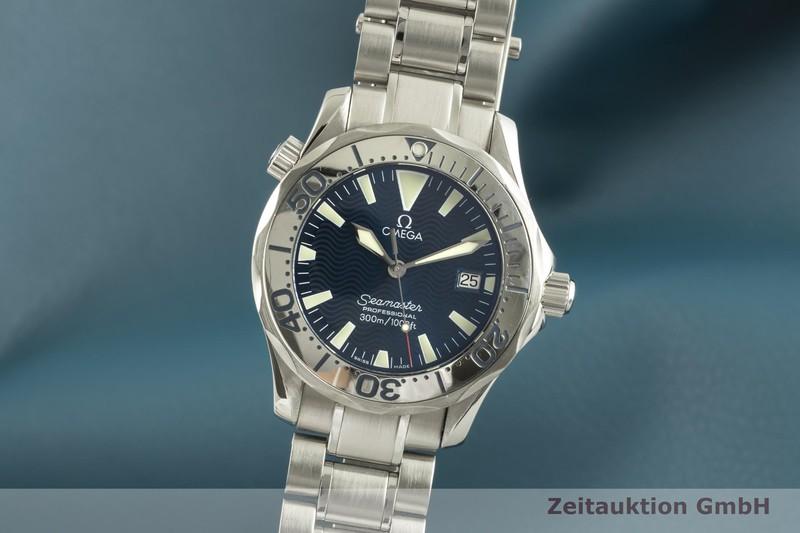gebrauchte Luxusuhr Omega Seamaster Stahl Quarz Kal. 1538 Ref. 196.1641  | 2100556 _0