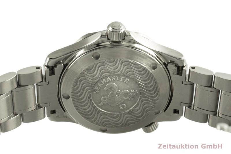 gebrauchte Luxusuhr Omega Seamaster Stahl Quarz Kal. 1538 Ref. 196.1641  | 2100556 _1