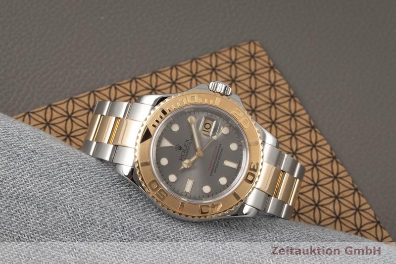 gebrauchte Luxusuhr Rolex Yacht-Master Stahl / Gold Automatik Kal. 3135 Ref. 16623  | 2100559 _0