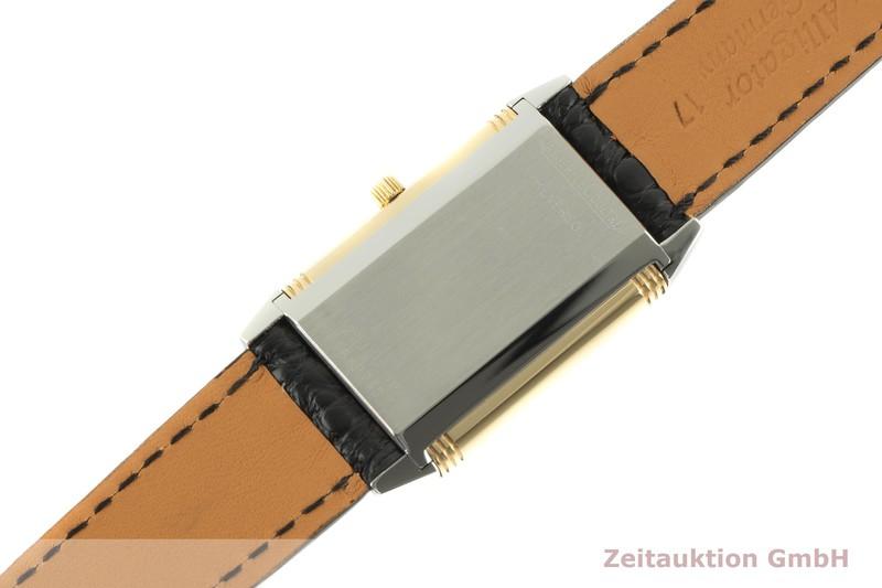 gebrauchte Luxusuhr Jaeger LeCoultre Reverso Stahl / Gold Handaufzug Kal. 846 Ref. 250.5.86  | 2100572 _1