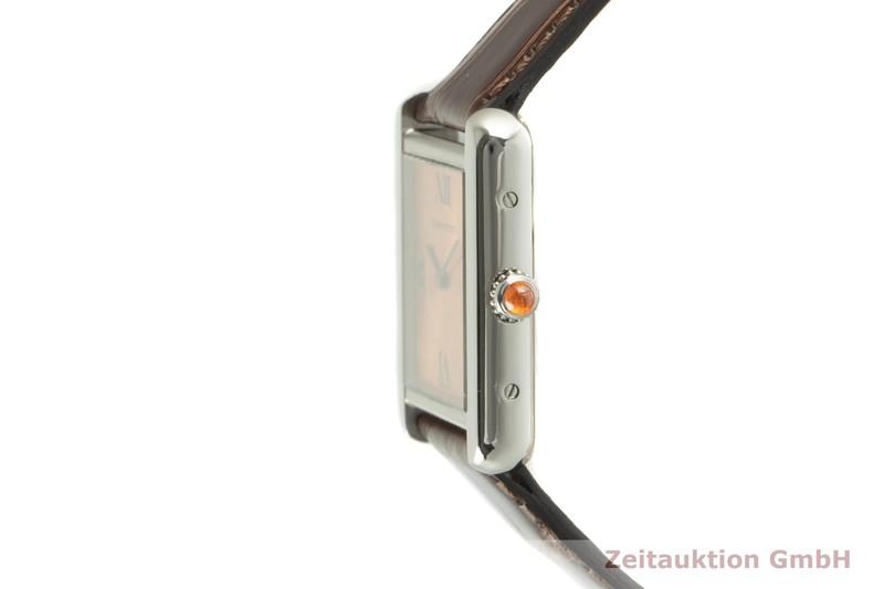 gebrauchte Luxusuhr Cartier Tank Stahl Quarz Kal. 157 Ref. 2716  | 2100574 _0