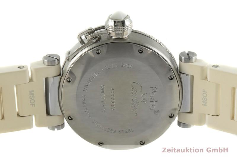 gebrauchte Luxusuhr Cartier Pasha Stahl / Gold Quarz Kal. 688 Ref. 3025    2100577 _1