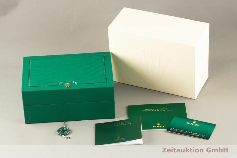 gebrauchte Luxusuhr Rolex Oyster Perpetual Stahl Automatik Kal. 3230 Ref. 12600  | 2100593 _0