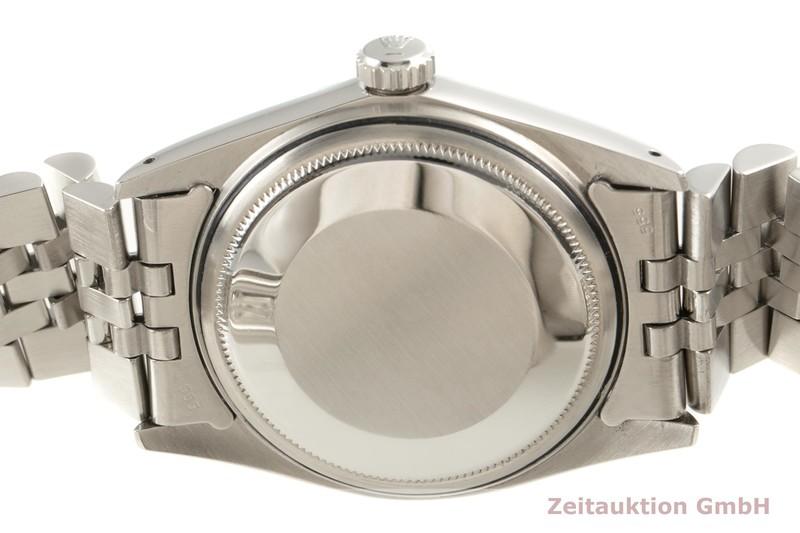 gebrauchte Luxusuhr Rolex Datejust Stahl / Weissgold Automatik Kal. 3035 Ref. 16014    2100601 _1