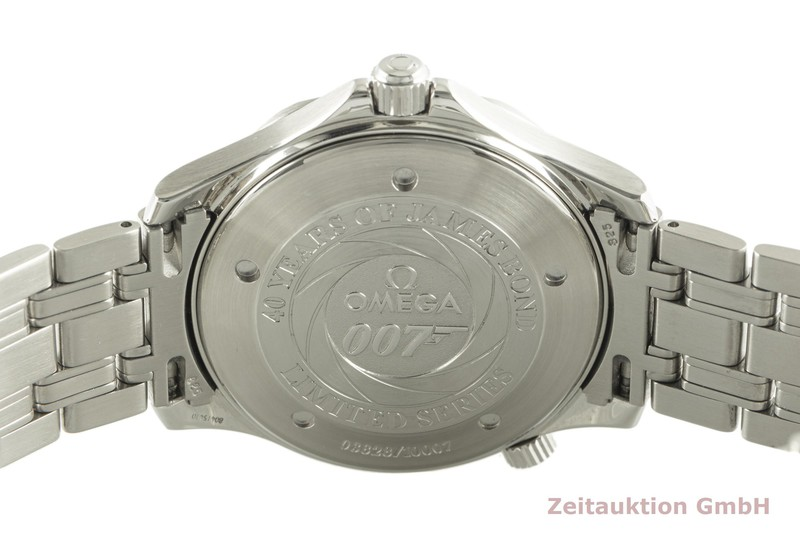 gebrauchte Luxusuhr Omega Seamaster Stahl Automatik Kal. 1120 Ref. 168.1626, 2537.80.00 LIMITED EDITION   2100608 _1