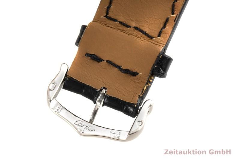 gebrauchte Luxusuhr Cartier Tank Francaise 18k Weissgold Automatik Kal. 120 Ref. 2366  | 2100609 _1