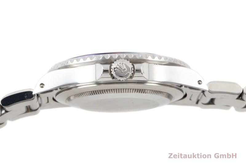 gebrauchte Luxusuhr Rolex GMT Master II Stahl Automatik Kal. 3185 Ref. 16710  | 2100611 _1