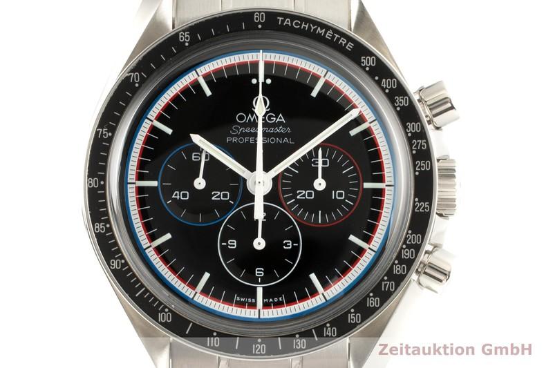 gebrauchte Luxusuhr Omega Speedmaster Chronograph Stahl Handaufzug Kal. 1861 Ref. 311.30.42.30.01.003, 145.0305 LIMITED EDITION | 2100636 _0