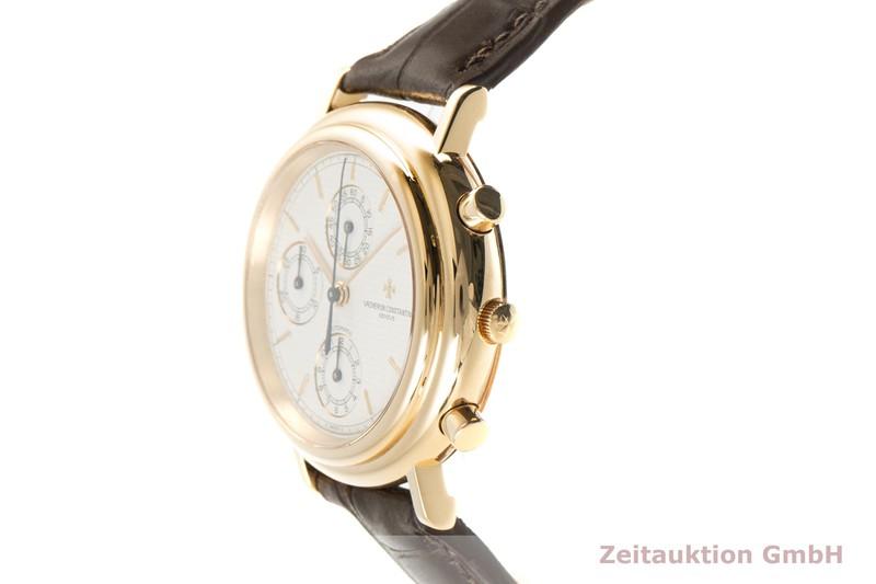 gebrauchte Luxusuhr Vacheron & Constantin Historiques Chronograph 18k Gold Automatik Kal. 1126 Ref. 47001    2100644 _0