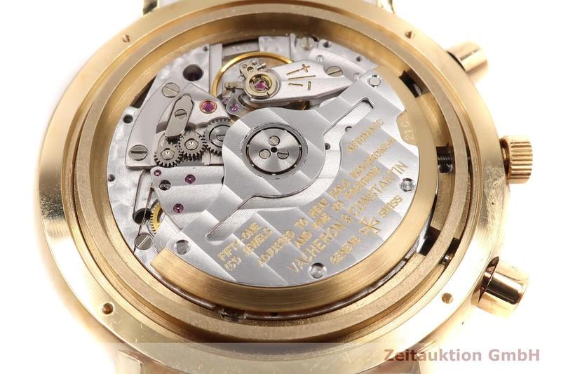 gebrauchte Luxusuhr Vacheron & Constantin Historiques Chronograph 18k Gold Automatik Kal. 1126 Ref. 47001    2100644 _1