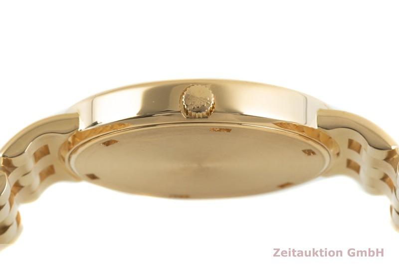 gebrauchte Luxusuhr Patek Philippe Calatrava 18k Gold Quarz Kal. E23C Ref. 3937/3  | 2100682 _1