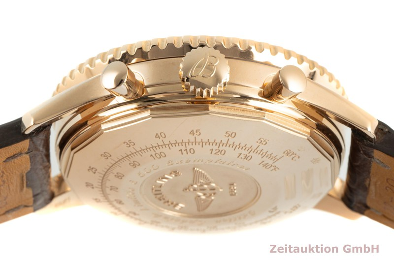 gebrauchte Luxusuhr Breitling Navitimer Chronograph 18k Rotgold Automatik Ref. R23322 LIMITED EDITION | 2100688 _1