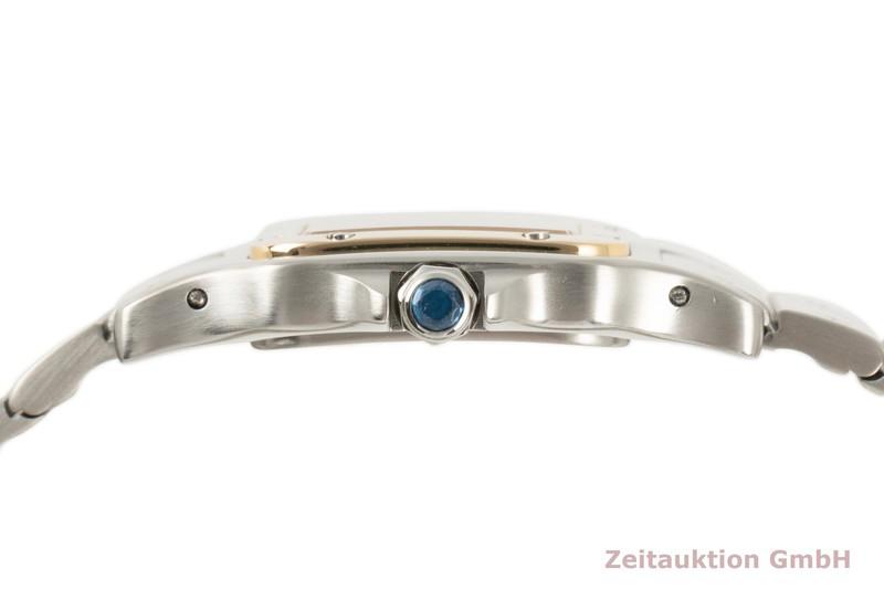 gebrauchte Luxusuhr Cartier Santos Stahl / Gold Quarz Kal. 157 Ref. 1567  | 2101407 _1