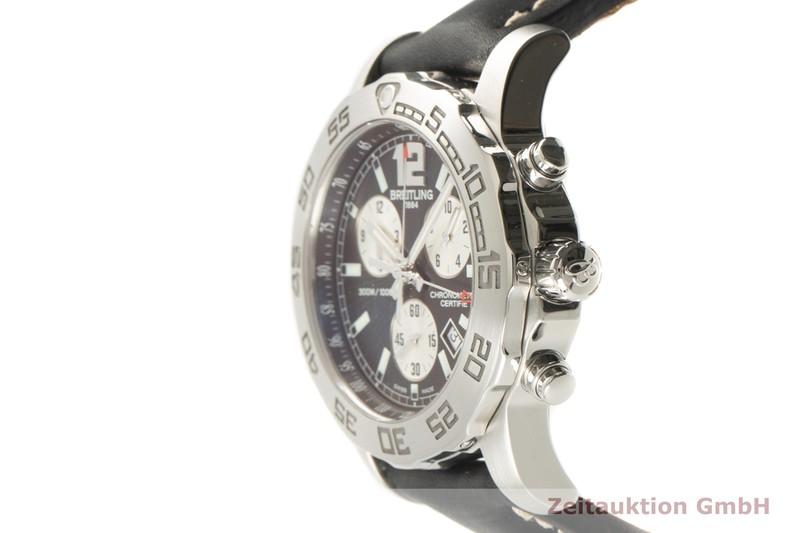 gebrauchte Luxusuhr Breitling Colt Chronograph II Chronograph Stahl Quarz Kal. B73 Ref. A73387  | 2101409 _0