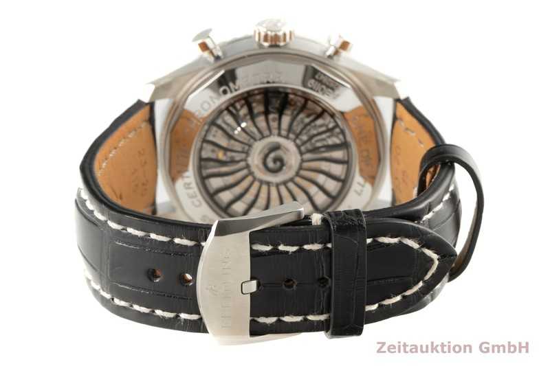 gebrauchte Luxusuhr Breitling Aviator 8 Chronograph Stahl Automatik Kal. B01 Ref. AB0119 LIMITED EDITION | 2101428 _1